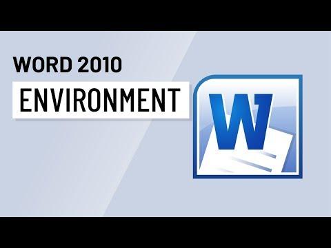 Exploring Microsoft Words Ribbon | lynda com overview