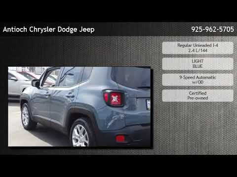 2017 Jeep Renegade LATI   Pittsburg. Antioch Chrysler Jeep Dodge
