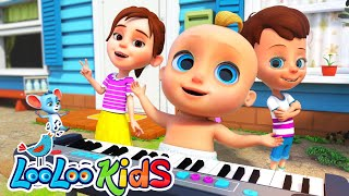 The More We Get Together - LooLoo KIDS Nursery Rhymes and Children`s Songs