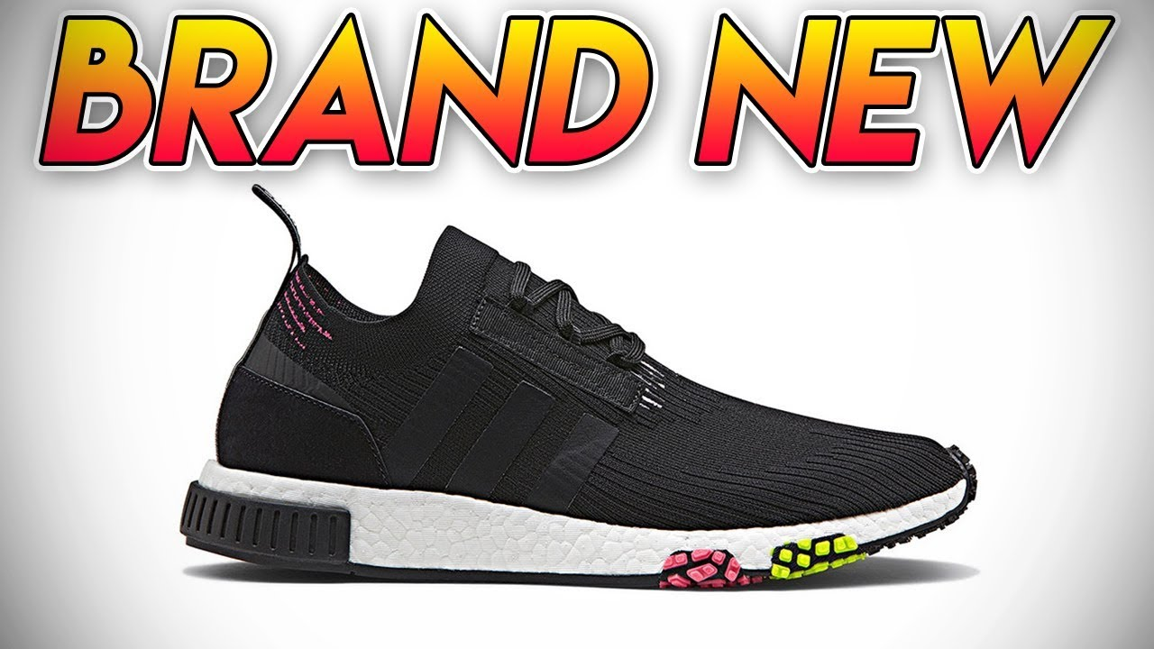 14d9e88512a2c The REVIVAL of The Adidas NMD in 2018! Big changes to the sneaker ...