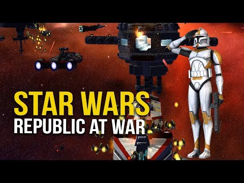 STAR WARS REPUBLIC AT WAR! Ep 10