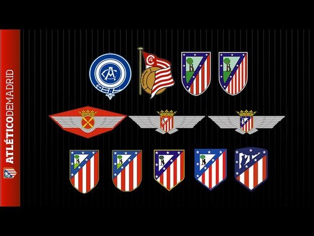La Historia Del Escudo Del Atlético De Madrid Tradición Y Polémica