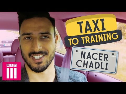 Taxi to Training: Nacer Chadli