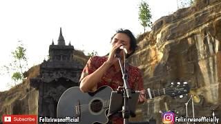 FELIX LIVE AT FESTIVAL MEWARNAI INDONESIA (Tebing Breksi)