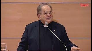 Konferencja w WSKSiM: o. Tadeusz Rydzyk - Zakończenie i podsumowanie konferencji