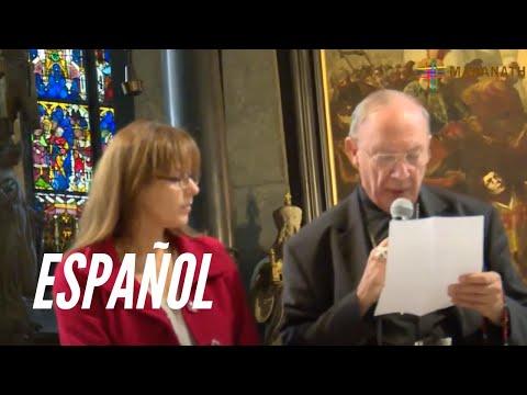 Catedral de San Esteban, Viena, 29 de septiembre 2015 - Mgr Leonard &  Sabrina Covic