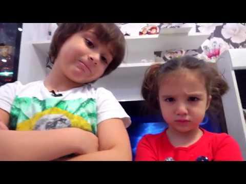 FUNNY KIDS - Такого ты еще НЕ ВИДЕЛ! Дети ПОПАЛИ в ЧАГГИНГТОН ! Video For Kids - Как поздравить с Днем Рождения
