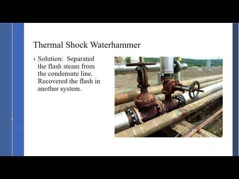 Different types of Waterhammer - Inveno Engineering LLC