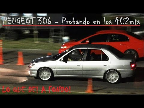 Peugeot 306 vs Honda Civic Si - No vas a poder creer lo que