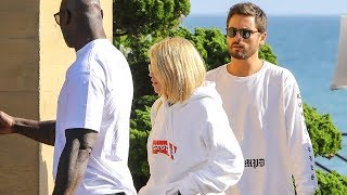 Scott Disick, 34, Goes On A Day Date With 19-Year-Old Sofia Richie!!!