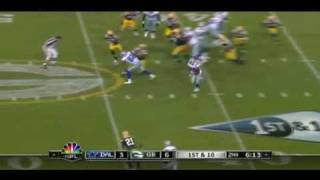Smash and Dash (Barber and Jones) '08 - Runs, Touchdowns, Broken Tackles, Jukes, Elusiveness