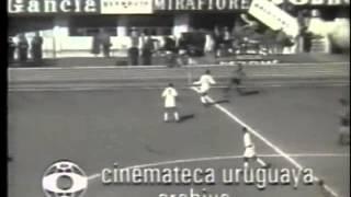 Peñarol vs Santos - Tercera Final Copa Libertadores 1962