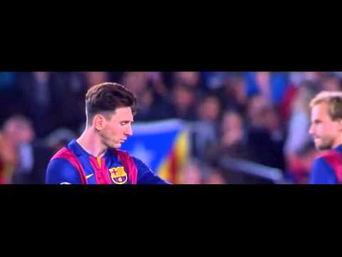Lionel Messi Vs Bayern Munich (Home) 14-15 HD 1080p
