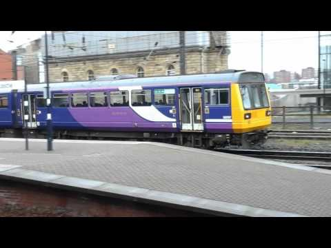 Trains at: Newcastle Central, ECML, 28/03/16