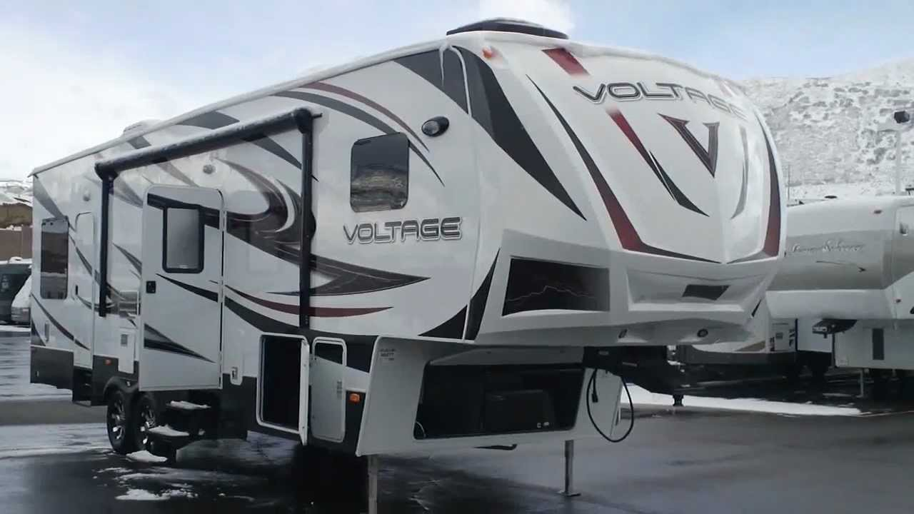 2012 Dutchmen Voltage 3005 Toy Hauler By General Rv Utah