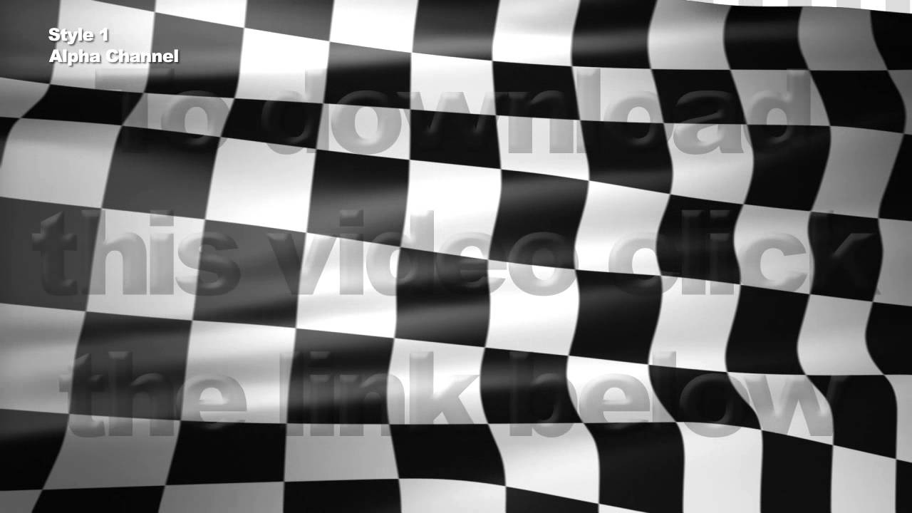 checkered finish line race flag series of 2 youtube