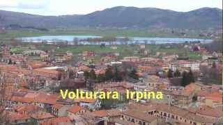 VOLTURARA IRPINA (Avellino-Italy) - Vista Panoramica- il Castello - il Paese -