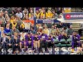 Lakers Sitting At End Of Bench (Explained)