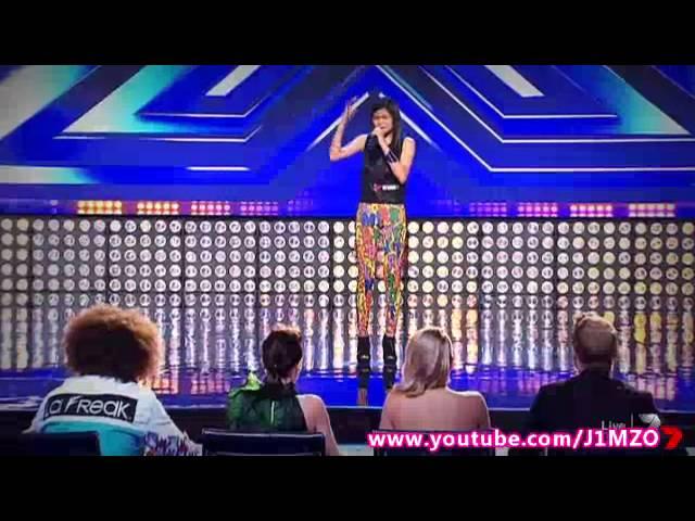 Marlisa Punzalan - Highlights of the Year - The X Factor Australia 2014 Live Grand Final Decider