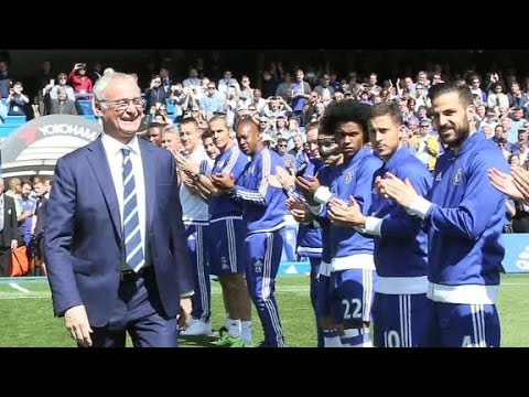 Leicester City parade celebrates Premier League title win