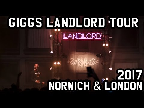 DJING AT GIGGS LANDLORD UK TOUR 2017 *LONDON APOLLO HAMMERSMITH* DMODeejay
