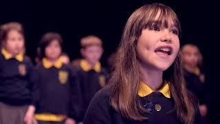Irish Schoolgirl Kaylee Rodgers Singing Hallelujah - Official Video - Full HD.mp4