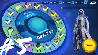 2,000 Diamonds spending! Let's try out my luck! Creative Destruction Gameplay.
