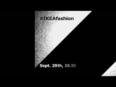 #IKEAfashion at #IKEAtemporary in Milan