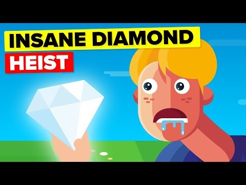 How The Biggest Diamond Vault Heist Of The Century Happened