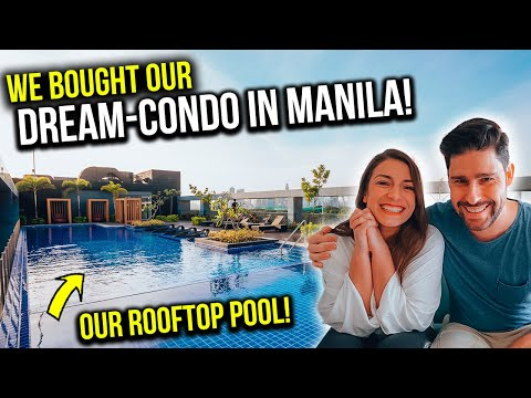 We BOUGHT our DREAM CONDO in the PHILIPPINES - Starting OUR FAMILY here!
