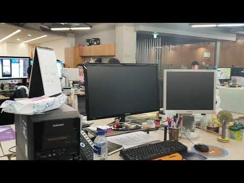 180824 중앙일보 방문 후기 JoongAng Ilbo Review