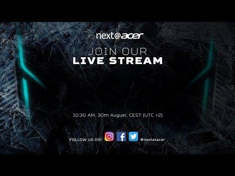 Next@Acer   IFA Berlin 2017 - Livestream