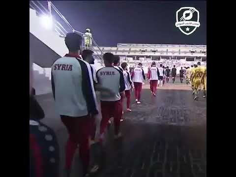 Syria soccer song