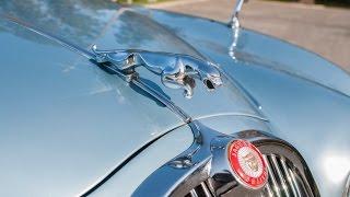 1964 Jaguar 3.8 S Type Manual - Waimak Classic Cars - New Zealand