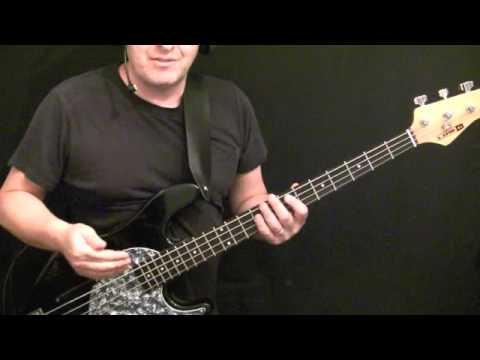 Learn How To Play Bass Guitar To China Grove   Doobie Brothers   Tirian Porter