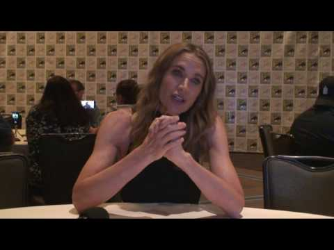 SDCC 2017 : press roundtable Kelly Lynch Mr Mercedes