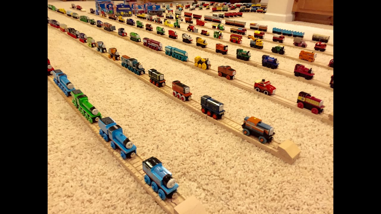Thomas Wooden Railway Collection 5 Clipzui