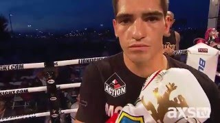 2015 AXS TV Fights Rising Star: Mr. Spinning Elbow, Gaston Bolanos