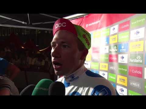 Davide Villella - intervista post-gara - Tappa 21 - Vuelta a España 2017