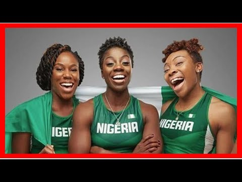 TOP NEWS - The Nigerian team make history with professional level pyeongchang
