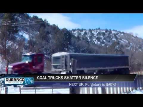 King Coal Mine Trucks Shatter Country Silence