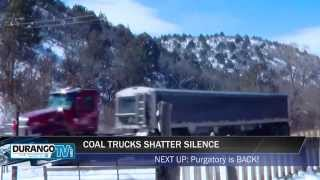 King Coal Mine Trucks Shatter Country Silence