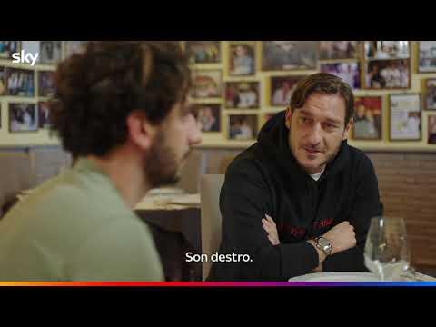 SPERAVO DE MORì PRIMA: la prima clip della serie su FRANCESCO TOTTI