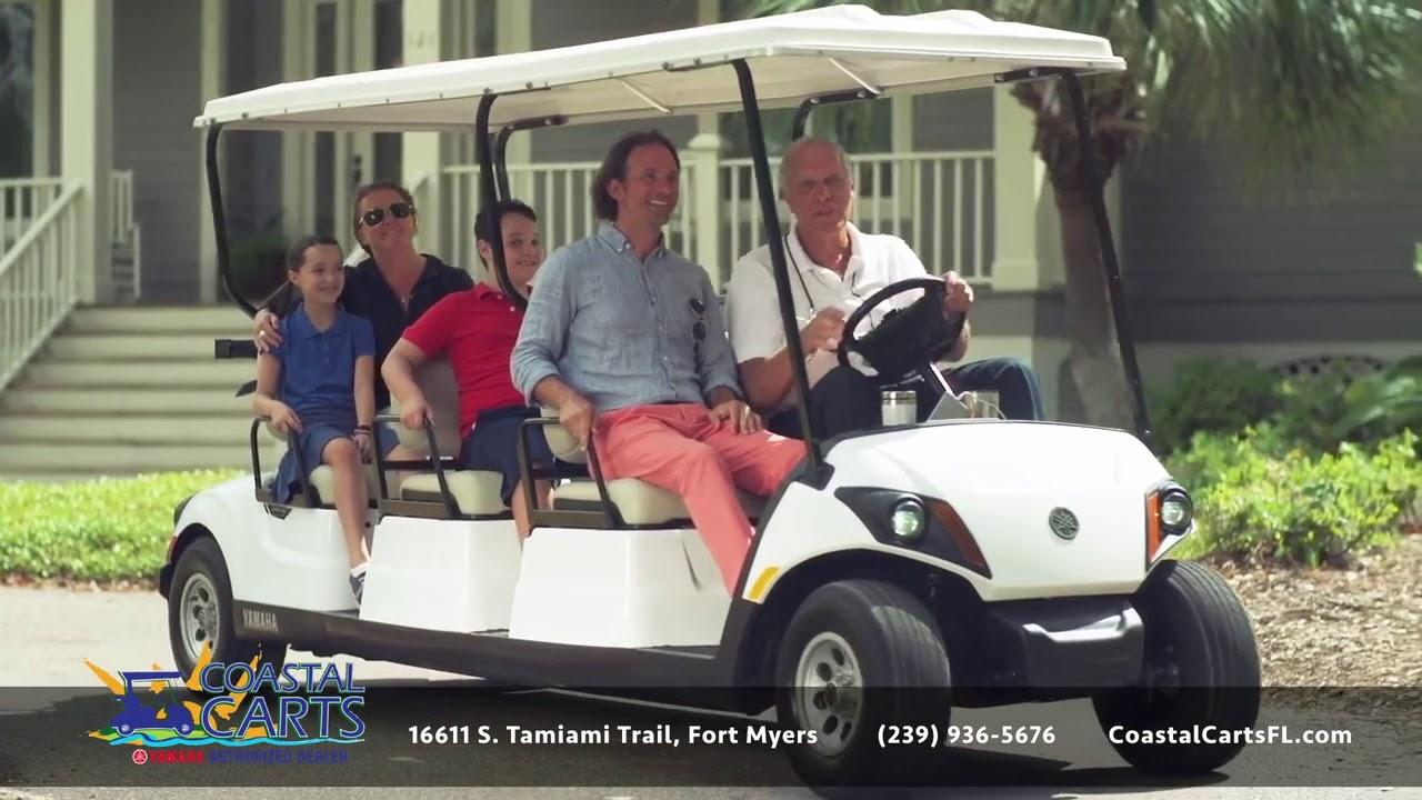Coastal Carts   Golf Cart Sales, Repairs, Rentals, & Service