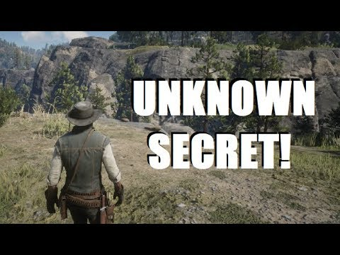 Unknown HIDDEN SECRET Found in Red Dead Redemption 2! thumbnail