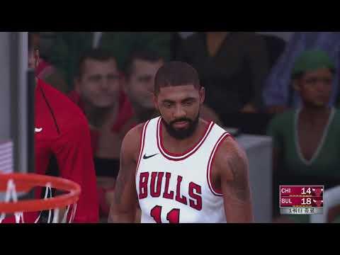 【NBA 2K18】MyTEAM Historic Domination #3 「