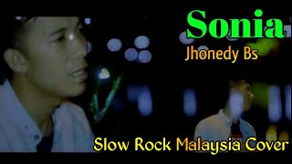 Sonia - Slow Rock Acoustic - Cover Jhonedy Bs | The Best Sonia