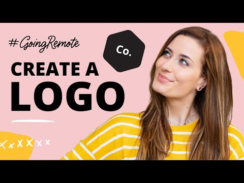 Watch Me Design a Logo: Using Adobe Illustrator & Procreate.