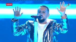 MONATIK   Vitamin D Премия M1 Music Awards 2017 Монатик Витамин Д
