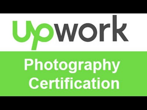 Upwork Photography Certification Test Answers -TOP 10% 20% - YouTube